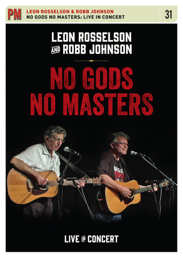 No Masters No Gods DVD Cover